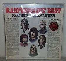 LP RASPBERRIES - RASPBERRIES' BEST - NUMBERED - MFSL - RED VINYL - NUOVO NEW