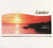 Various-canico-Smooth Summer House Tunes Vol. 2 (DJ alienj) CD