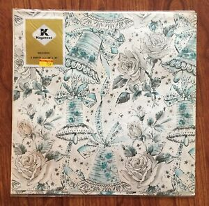 Vintage Kaycrest 1950's Wedding & Baby Wrapping Paper - Your Choice! - Unused