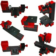 6IN1 MINI CNC Klassische Holz Metall Drehmaschine Drehbank Fräsmaschine Bohren