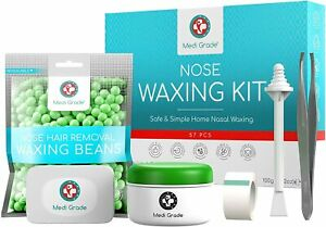 Nose Waxing Kit – Nose Hair Removal Wax