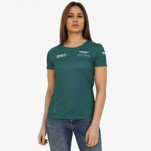Aston Martin F1 Ladies Team Tee Shirt 2021