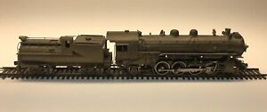 Balboa HO Southern Pacific 2-8-2 -Tarnished/Original Box/Can Motor/ Mk-5?