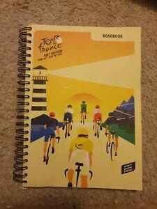 2021 Tour De France Roadbook: Cycling