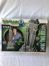 WREBBIT 3D Puzzle Empire State Building - 975 Pieces