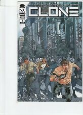 CLONE # 1 2 3 4 5 COMPLETE !! OPTIONED !! 5 BOOKS !! JUAN JOSE RYP !! SKYBOUND