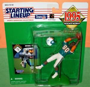 1995 IRVING FRYAR sole Miami Dolphins NM/MINT * FREE s/h * Starting Lineup