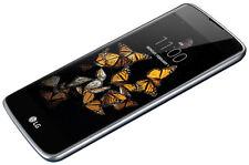 "NEU LG K8 schwarz 8GB 5"" 4G LTE Android WiFi GPS 8MP Android Entsperrt Smartphone"