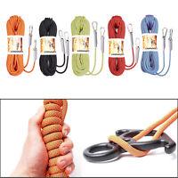 Corda da arrampicata di sicurezza corda da arrampicata statica per accessori da