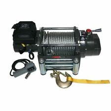 Bulldog Winch 10012 15k lbs. Load Capacity Integrated Self-Recovery Truck Winch