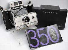 Polaroid 350 Fujifilm FP-100C 3000B Instant Film Zeiss Rangefinder Land Camera