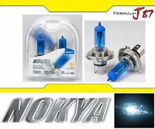 Nokya 7000K White 9003 HB2 H4 Nok7213 100/90W Head Light Bulb High Low Beam Lamp