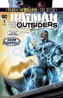 Batman and the Outsiders #3 YOTV DC Universe Comic 1st Print 2019 NM Kirkham