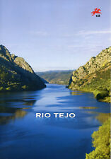 Portugal 2018 CTO Rio Tejo Tagus River 4v Set 1v M/S Special Folder Birds Stamps
