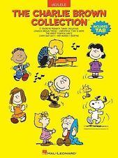 Snoopy Peanuts Ukulele Sheet Music ~ Uke TAB ~ Linus & Lucy, Charlie Brown, More