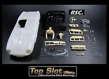TOP SLOT 1:24 PEGASO Z-102 SPYDER TOURING - RESIN BODY SLOT KIT - PLAFIT LE MANS