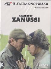 DVD - KRZYSZTOF ZANUSSI - BOX 3 DVD - SPIRALA (1978) + 2 DVD