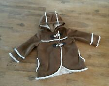 MOTHERCARE Baby Girls Hooded Winter Coat__Size 3-6 Months__Great condition