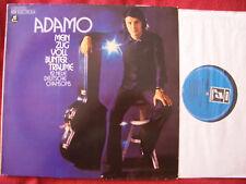 Adamo - Mein Zug voll bunter Träume   Top EMI Columbia  LP