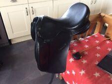 Ideal Jessica Dressage Saddle 18 Inch Wide Fit