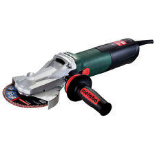 Metabo 900W 125mm Flat-head Angle Grinder WEF 15-125 Quick 613082000