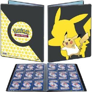 Ultra Pro Pokémon Portfolio  A4 9 Cases  Pikachu
