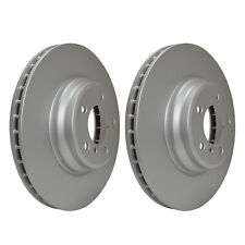 Front Brake Discs 348mm fits BMW 3 Series E92 335i 330i 330d