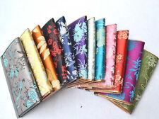Wholesale10pcs Chinese Handmade Vintage Style Handmade Silk Clutch Purse&Wallet