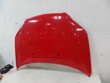 CHEVROLET AVEO MK1 BONNET  2008 TO 2011 RED COLLECTION ONLY