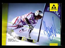 12 Autogrammkarten Ski Alpine Original Signiert+A 156520