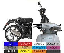 Kit Adesivi Scarabeo Sticker Aprila Scarabeo 50 COD01