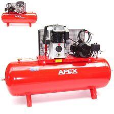 Druckluft Kompressor Kolbenkompressor 7,5PS 300l 15bar Werkstattkompressor 5,5kw
