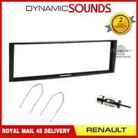 Car Stereo CD Player Fascia Fitting Kit for Renault Clio