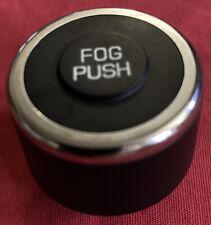 Buick Rendezvous Exterior Lamp Control Headlight Head Light Switch Knob Fog Push