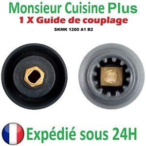 Engrenage Guide de Couplage Monsieur Cuisine Plus Silvercrest SKMK 1200 A1 B2