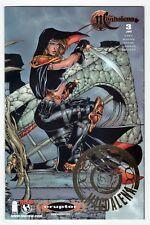 Top Cow Image Comics The Magdalena (2000) #3 Monster Mart Gold Foil Ltd to 2,000