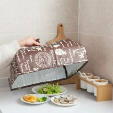 Kitchen Foldable Food Cover Tent Square Meal Insulated Covers Picnic Kitchenware