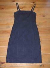 Ladies Vintage Laura Ashley little black dress size 10 (6-8)