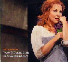 La Donna Playbill 2015 Metropolitan Opera Ticket Signature Joyce DiDonato