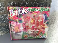 1993# Ultra Rare Barbie Playset 60823 Dream Garden House Serra Dei Sogni#Nib