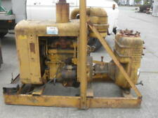 """Barnes 6"""" trash water self priming pump with 3-53 Detroit diesel"""