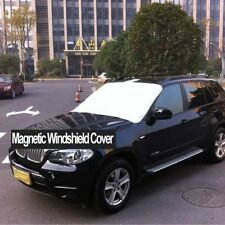 Winter Windscreen Wind Auto Snow Cover Windshield Magnetic Protector Frost Ice
