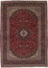 Classic Floral Design Vintage Handmade 10X13 Oriental Area Rug Home Decor Carpet
