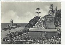 BORDIGHERA MONUMENTO ALLA REGINA MARGHERITA E CHIESA S. AMPELIO