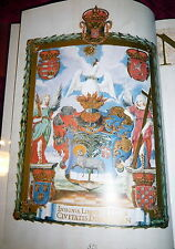 Debrecen, Hungary,  Royal Charter 300th Anniversary, Beautiful Facsimile Ltd Ed