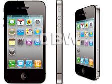 NEW APPLE iPhone 4 16GB BLACK VERIZON CDMA SMART PHONE IN BULK PACK - NO BOX