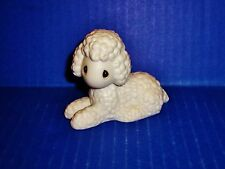 Precious Moments Sheep Lamb 9 inch Dealers Only Nativity 104523
