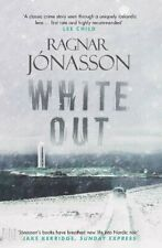 Whiteout (Dark Iceland) by Jonasson, Ragnar Book The Fast Free Shipping