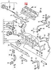 Genuine VW AUDI SKODA SEAT Beetle Cabrio Bettle Bora CC Cover Plate 06H129597K