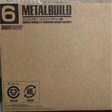 BANDAI Metal Build Gundam F91 Harison Madin Machine Actionfigure from JAPAN